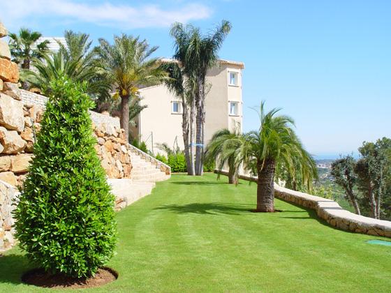 Mantenimiento areas verdes jardines de playa venta for Jardines parques decoracion